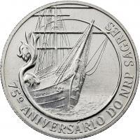 Portugal 2,5 Euro 2012 Schiff Sagres (Kupfer-Nickel)