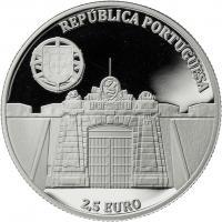 Portugal 2,5 Euro 2013 Elvas (Silber)