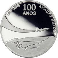 Portugal 2,5 Euro 2014 Luftwaffe (Silber)
