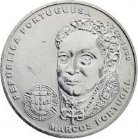 Portugal 2,5 Euro 2014 Marcos (CuNi)