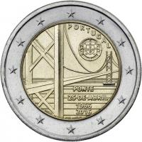Portugal 2 Euro 2016 Brücke des 25. April