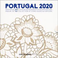 Portugal Euro-KMS 2020 stg / BU