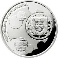 Portugal 10 Euro 2011 25 J. EU-Beitritt