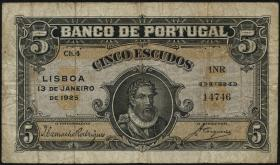 Portugal P.133 5 Escudos 1933 (4)