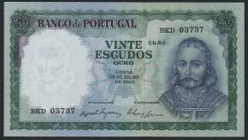 Portugal P.163 20 Escudos 1960 (1/1-)