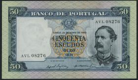 Portugal P.164 50 Escudos 1960 (2)