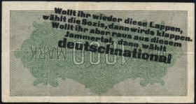 "Propagandanote ""deutschnational"" (3)"