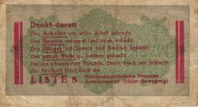 Propagandanote NSDAP (3)
