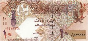 Qatar P.30a 10 Riyals (2008) (1)