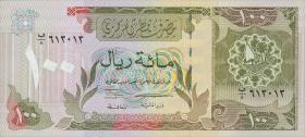 Qatar P.18 100 Riyals (1996) (1)