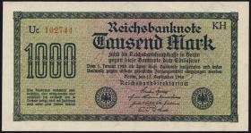 R.075o: 1000 Mark 1922 (1)