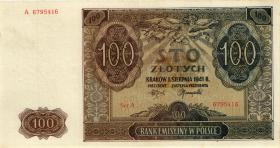 R.583: 100 Zlotych 1941 (2)