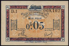 R.855a: Rheinland 0,05 Franc (1923) (1)