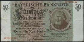 R-BAY 25: 50 Reichsmark 1924 (3)