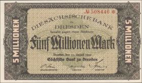 R-SAX 17: 5 Mio. Mark 1923 (1)