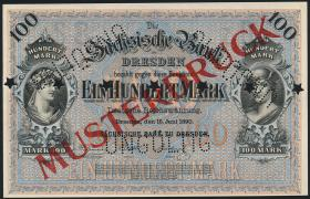 R-SAX 06M: 100 Mark 1890 Muster (1)