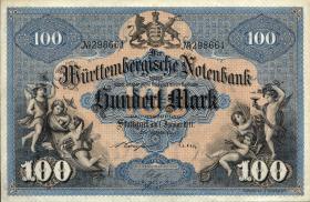 R-WTB 10b: 100 Mark 1911 (1/1-)