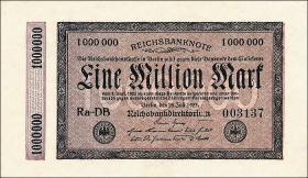 R.093 1 Million Mark 1923 Kölner Provisorium (1)
