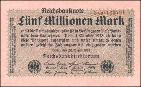 R.104b 5 Mio. Mark 1923 (1)