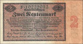 R.155: 2 Rentenmark 1923 (1/1-)