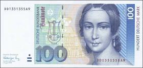 R.300a 100 DM 1991 Serie DD (1)