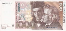 R.308b 1000 DM 1993 ZA Ersatznote (1)