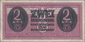 R.506: Wehrmachtsausgabe 2 Reichsmark o.D. (1942) (3)