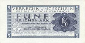 R.512: Wehrmachts-Verrechnungsschein 5 Reichsmark 1944 (1)