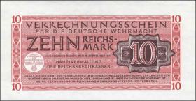 R.513: Wehrmachts-Verrechnungsschein 10 Reichsmark 1944 (2)