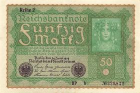 R.062b: 50 Mark 1919 Reihe 2 (1)