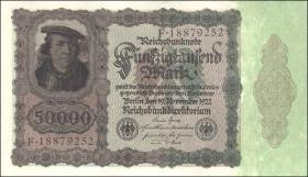 R.078: 50000 Mark 1922 (1/1-)
