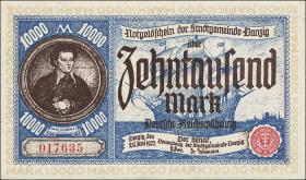R.799: Danzig 10000 Mark 1923 (1)