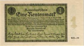R.154b 1 Rentenmark 1923 Firmendruck (1)