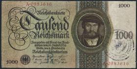 R.172b: 1000 Reichsmark 1924 (4)