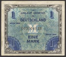 R.201a: 1 Mark 1944 US-Druck 9-stellig (2)