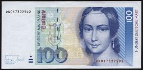 R.306a 100 DM 1993 verschobener Druck (2)