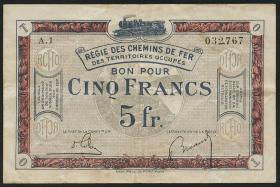 R.860: Rheinland 5 Francs (1923) (3)