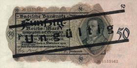 R-BAD 14E1: 50 Reichsmark 1924 (1)