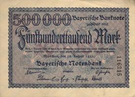 R-BAY 11: 500.000 Mark 1923 (2)