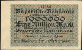 R-BAY 12: 1 Mio. Mark 1923 (2)