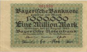 R-BAY 12: 1 Millionen Mark 1923 (3)