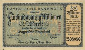 R-BAY 14: 25 Millionen Mark 1923 (2)