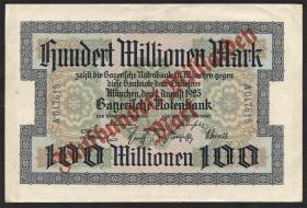 R-BAY 21: 500 Milliarden Mark auf 100 Mill. 1923 (2)