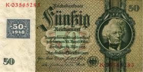 R.337d: 50 Mark 1948 Kuponausgabe (2)