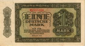 R.340b 1 DM 1948 6-stellig Serie BS (1/1-)