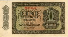 R.340b 1 DM 1948 6-stellig Serie BR (2)