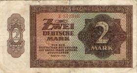 R.341a 2 DM 1948 6-stellig Serie Z (4)