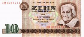 R.359d 10 Mark 1971 XM Ersatznote (1)