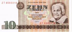 R.359d 10 Mark 1971 ZT Ersatznote (1)