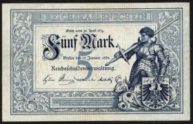 R.006: 5 Reichsmark 1882 (1)